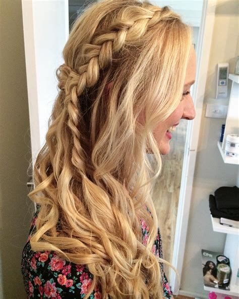 26+Awesome Braided Hairstyle for Girls Design Trends