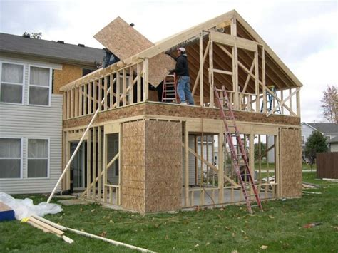Cost Of Adding A Sunroom To A House by Room Addition A To Z Construction Inc