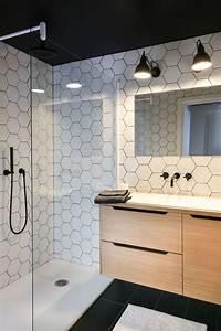 Salle De Bain Avant Après : r novation salle de bains avant apr s c t maison ~ Mglfilm.com Idées de Décoration
