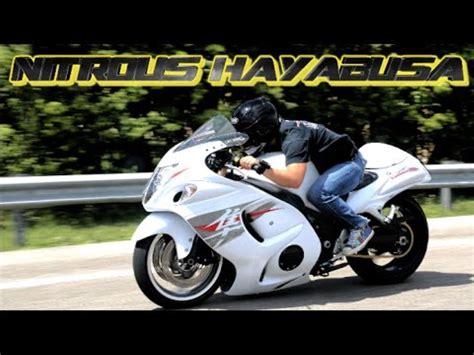 Nitrous Hayabusa Hits 218 Mph On Public Road