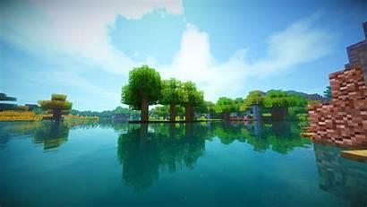 Minecraft Shaders Water