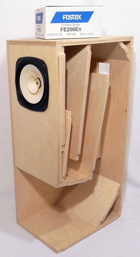 fostex bk  folded horn kit pair   audio equipment caixas acusticas caixa de som