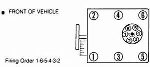 1994 Gmc Sierra K1500 Distributor Cap Firing Order Diagram