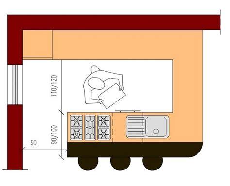 piano cottura e lavello cucina a penisola con bancone piano cottura e lavello