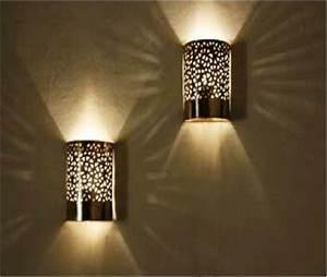 Appliques Murales Interieur : applique murale design ~ Teatrodelosmanantiales.com Idées de Décoration