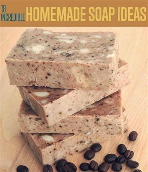 Best Diy Projects 18 Incredible Homemade Soap Ideas