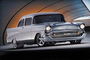 Chevrolet Bel Air 1957 : tim kerrigan s maximum performance 1957 chevy bel air hot rod network ~ Medecine-chirurgie-esthetiques.com Avis de Voitures