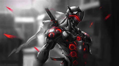 Dark Genji Gaming Background Free Live Wallpaper Live