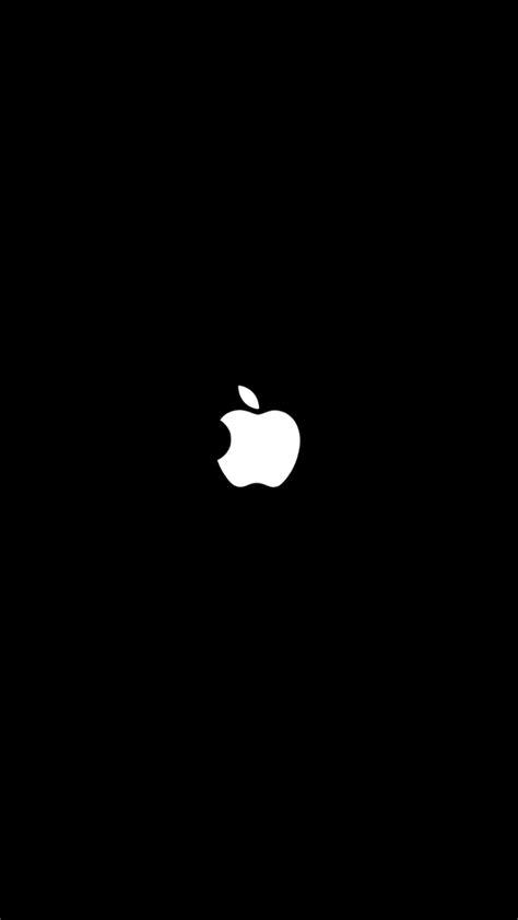 Apple Logo Iphone Black Wallpaper Hd by Black Apple Logo 1080 Wallpapers Wallpaper Cave