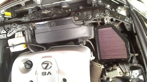ls r us locations how to clean recharge k n air filter lexus youtube