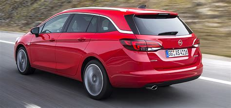 Opel Astra Price by Opel Astra Sports Tourer 2016 Specs Price Details Car News