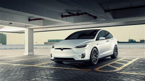 Tesla Car Wallpaper by 2017 Novitec Tesla Model X Wallpaper Hd Car Wallpapers