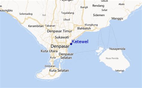 ketewel surf forecast  surf reports bali sanur