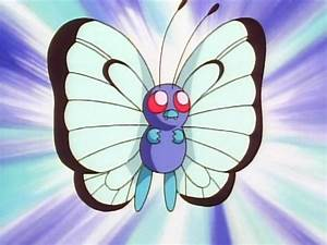 Butterfree anime