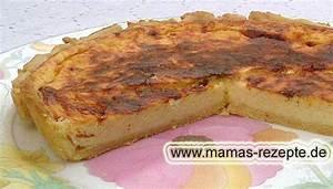 Herzhafter Käsekuchen Mamas Rezepte mit Bild und