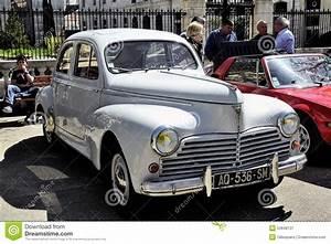 Peugeot Classic : peugeot 203 manufactured from 1948 to 1960 editorial ~ Melissatoandfro.com Idées de Décoration