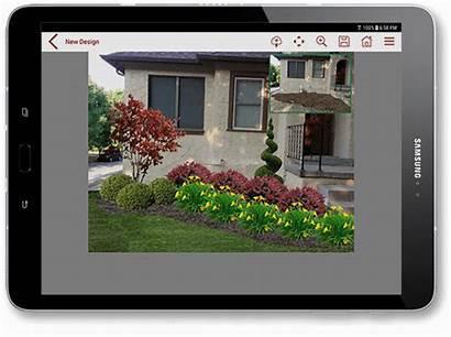 App Landscape Pro Apps 3d Tablet Rendering