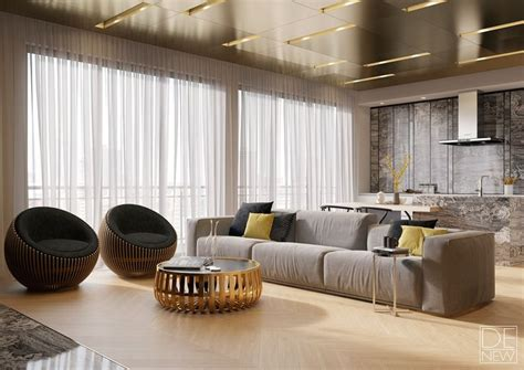 Two Apartments With Texture One Soft One Sleek by 3005 Best Images About Living Room Designs On
