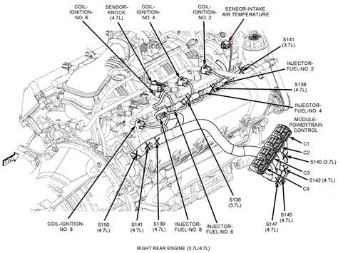 Jeep Commander O2 Sensor Wiring Diagram by 2007 Laredo Iat Sensor Location