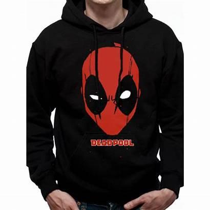 Deadpool Hooded Sweatshirt Unisex Mens Bg Shirts