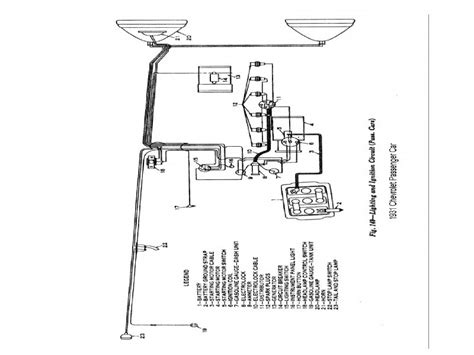 1958 Chevy Wiring Diagram Schematic by Chevy Wiring Diagrams Wiring Forums