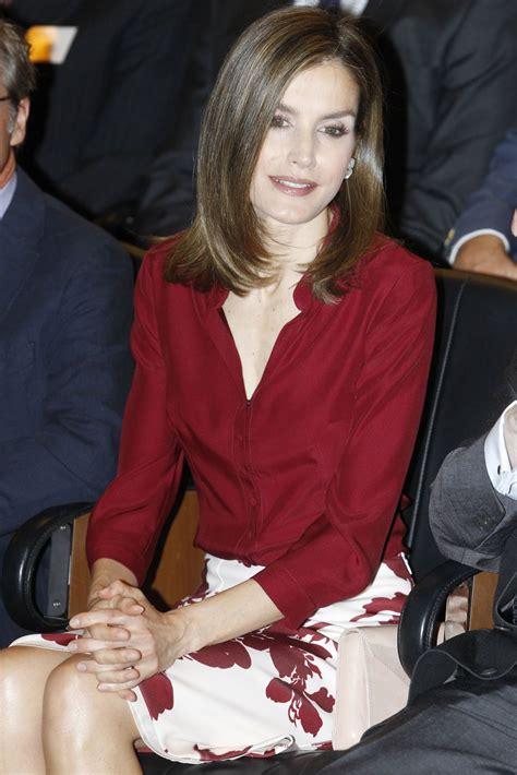 QUEEN LETIZIA OF SPAIN at Meeting of Friends of Prado Musem Foundation in Madrid - HawtCelebs