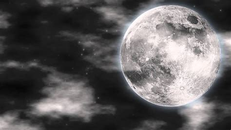 Moon Background Moon Background