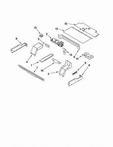 Whirlpool Gbd309pvs02 Electric Wall Oven Parts