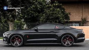 20 U0026quot  Strada Wheels Coda Gloss Black Milled Edge Red Rims