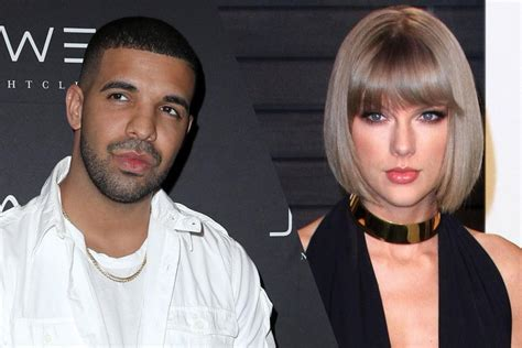 Taylor Swift And Drake Are Working On Music Together