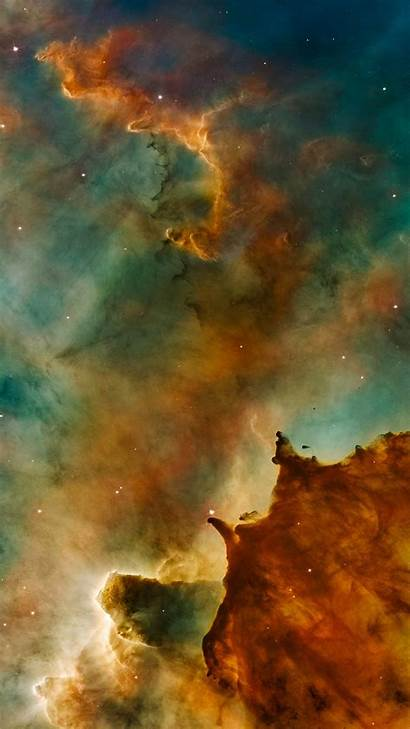 Vertical Portrait Space Galaxy Wallpapers Display Iphone