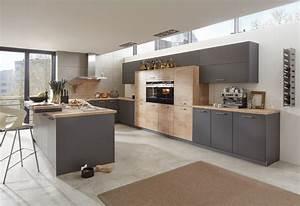 Küchen Farben Trend : musterring k che mr2300 mr2850 farben nero grau asteiche modern k che berlin ~ Markanthonyermac.com Haus und Dekorationen