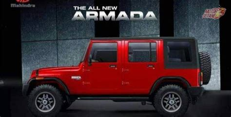mahindra jeep 2017 new mahindra armada 2017 price launch date features