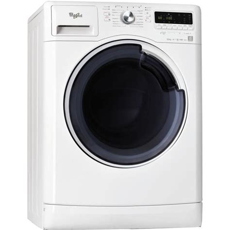 lave linge whirlpool 10 kg lave linge frontal hublot whirlpool achat vente pas cher cdiscount