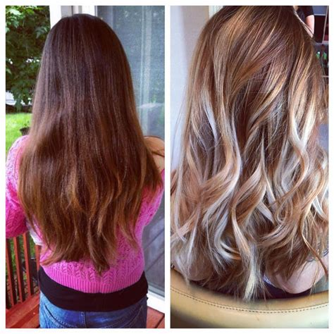 Difference Entre Balayage Et Meches by Difference Meche Et Balayage Maison Design Apsip