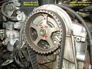 Solved  How To Change Timing Belt 1995 Suzuki Sidekick 4x4