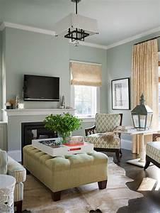 Living, Room, Color, Schemes