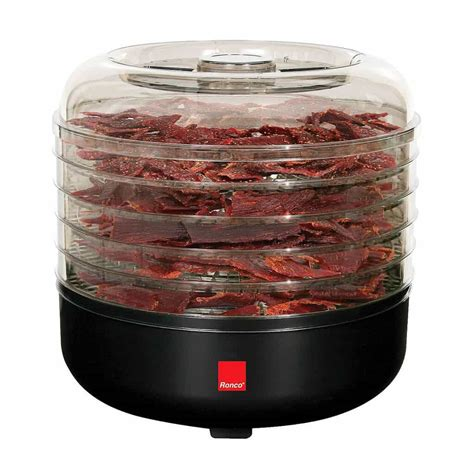 ronco dehydrator review giveaway steamy kitchen recipes