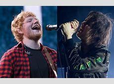 Julian Casablancas blames Ed Sheeran's success on