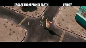 Escape From Planet Earth TV Movie Trailer - iSpot.tv