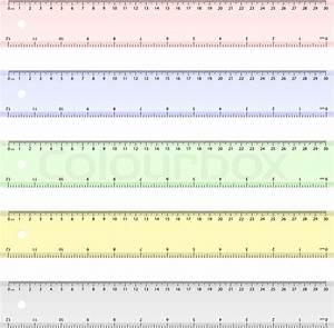 Cm In Zoll Berechnen : zentimeter und zoll lineal vektorgrafik colourbox ~ Themetempest.com Abrechnung