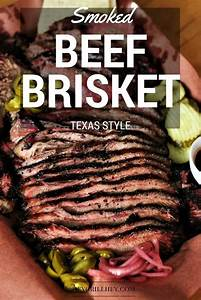 Smoked Texas Style Beef Brisket  My Step By Step