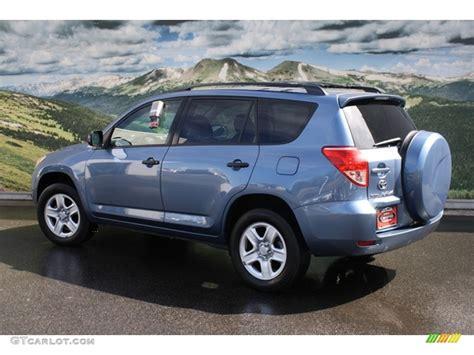 2008 Pacific Blue Metallic Toyota Rav4 4wd #54418197 Photo