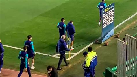 Everyone waiting on Lionel Messi fitness ahead of final