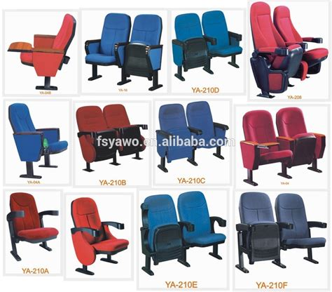 folding fabric chair for sale theater cinema seats cheap