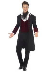 Gothic Vampire Costume Man