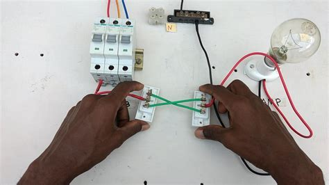 Two Way Switch Connection Type Tamil