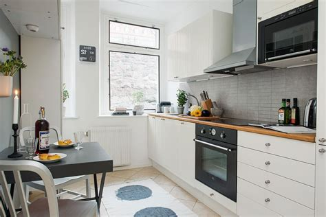 Kitchen : Scandinavian-style Kitchen Design
