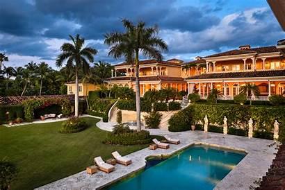 Mediterranean Palm Beach Estate Villa Luxury Tour