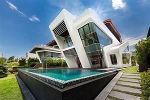 Moderne Design Villa : mercurio design lab create a modern villa in singapore ~ Sanjose-hotels-ca.com Haus und Dekorationen